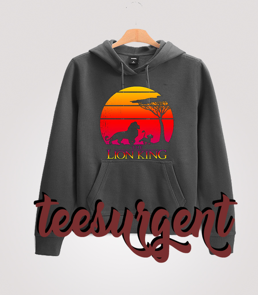 The Lion King Disney Hoodie Website Name