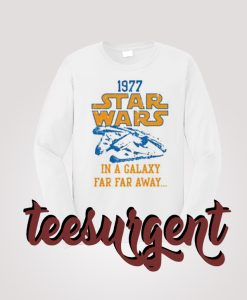 1977 Star Wars Sweatshirt