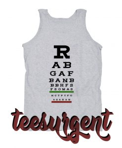 Act Up Rabgafban Tank Top