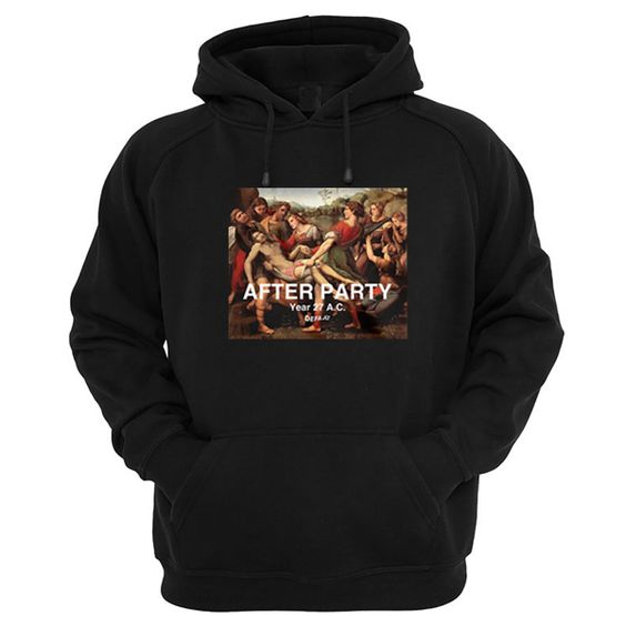 After Party Year 27 AC Hoodie ZX03